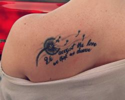 Angel Quotes For Tattoos