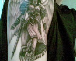 Tattoos Guardian Angels