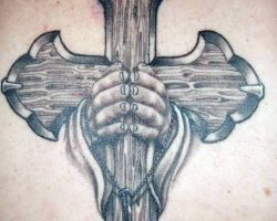 Cross Tattoos Images