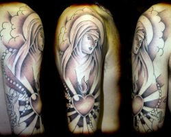 Pictures Of Sleeve Tattoos For Men