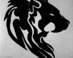 Lion Tribal Tattoo Meaning