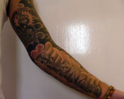 Catholic Religious Tattoos