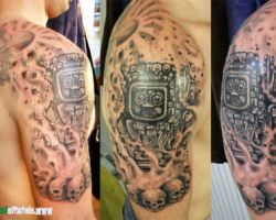 Mexican Religious Tattoos