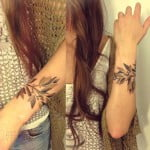 Bracelets tattoo presentations
