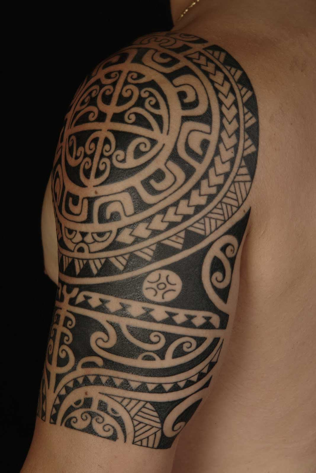 Tribal Tattoos Guys