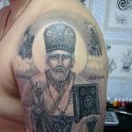 Tattoo presentations category Religious