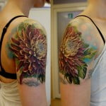 265 flowers tattoo presentations