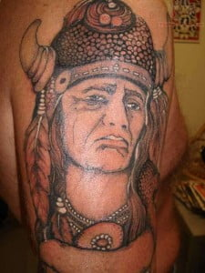 indian-brave-tattoo