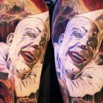 265 fantasy and clown tattoo presentations