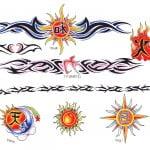 Tribal Armband Tattoo Designs