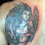 Best Angel Tattoos For Men