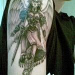Tattoos Guardian Angels
