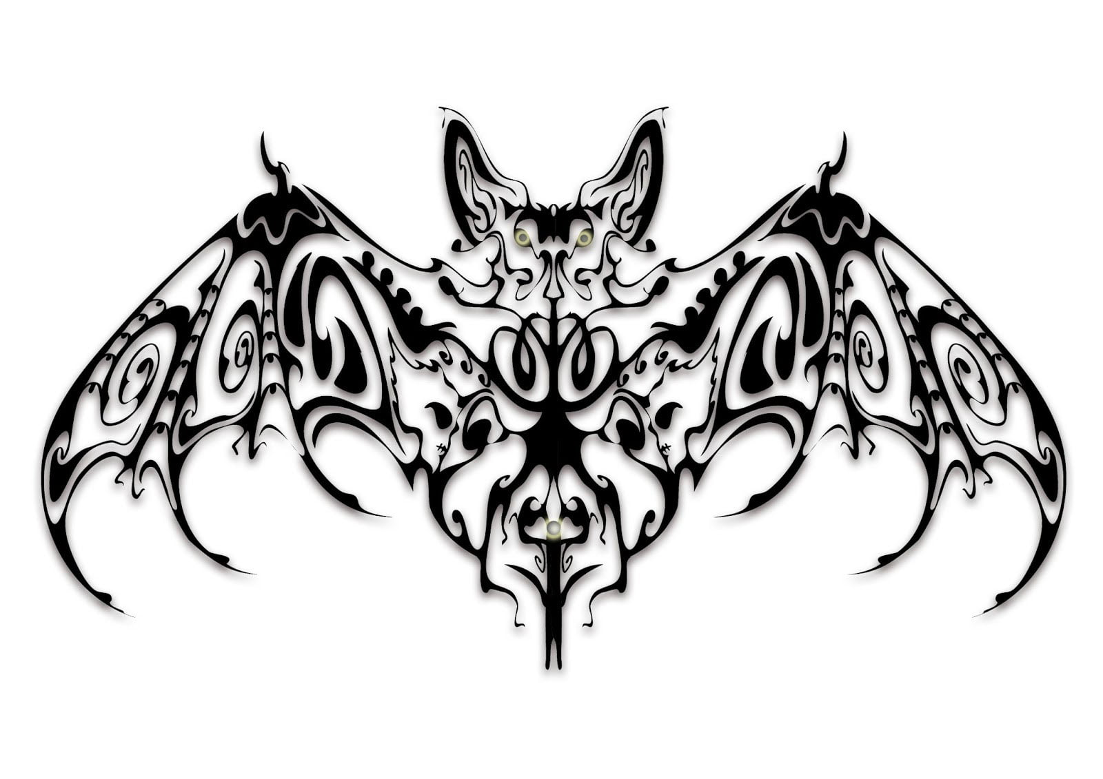 Vampire Bat Tattoos