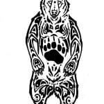 Bear Tattoos Designs