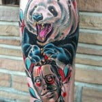 Bear Tattoos Ideas