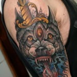 Bear Tattoos Pictures