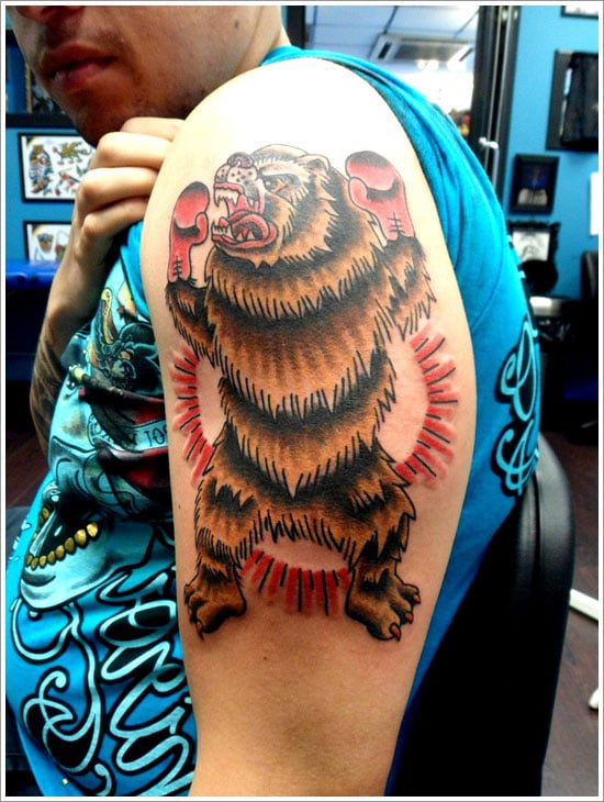 Black Bear Tattoo Meaning