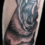 Black Bear Tattoos
