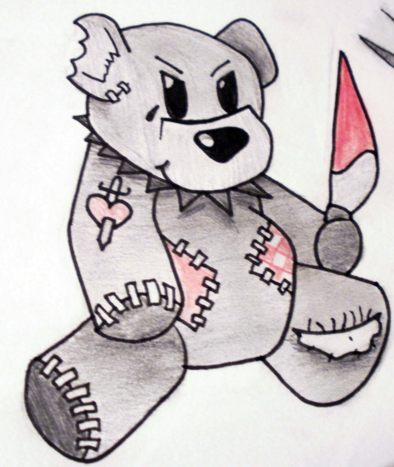 Polar Bear Tattoo Ideas