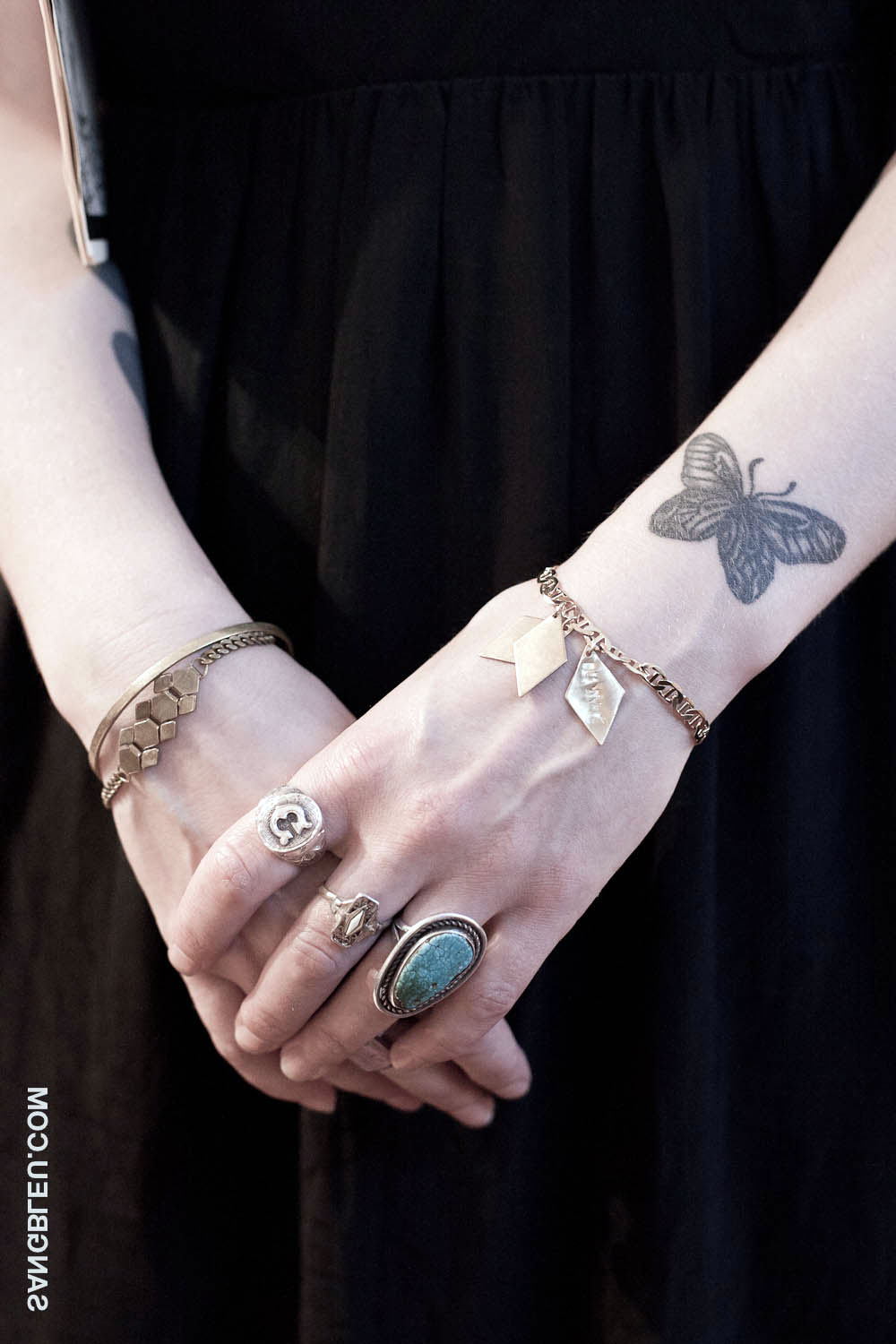 Butterfly Tattoo On Hand Meaning