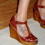 Small Butterfly Tattoos On Ankle