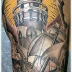 Cool Cross Tattoos On Arm