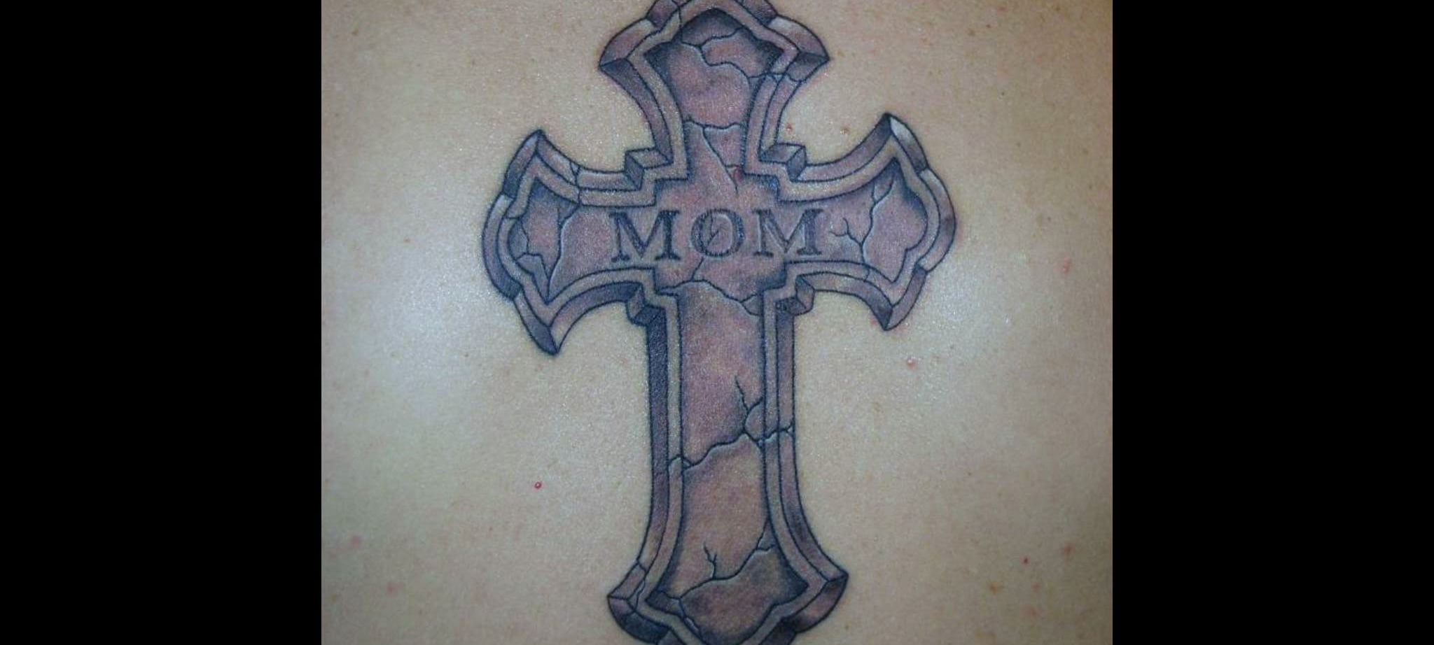 Holy Cross Tattoos