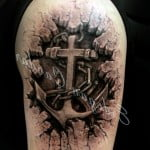 Photos Of Cross Tattoos