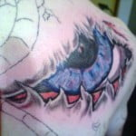 Evil Eye Tattoo Pictures