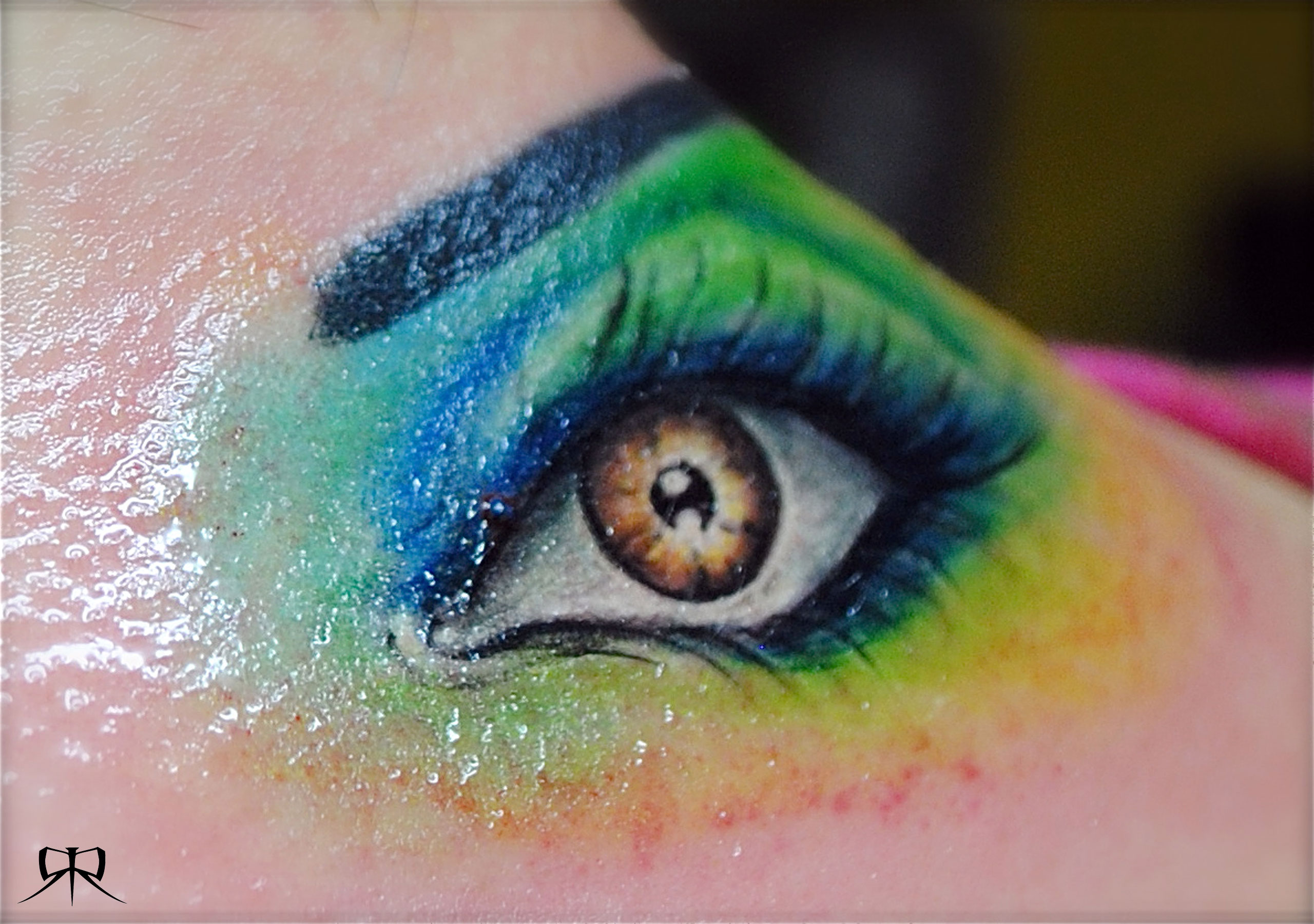 Eye Tattoo Images