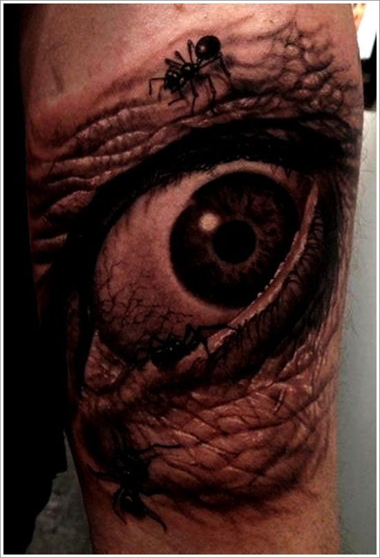 Eye Tattoos Designs