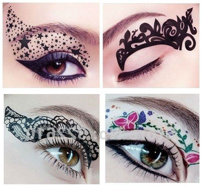 Eye Tattoos Makeup