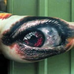 Eyeball Tattoo Pictures