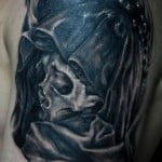 Tattoos Grim Reaper