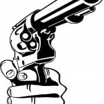 Gun Tattoo Designs For Men