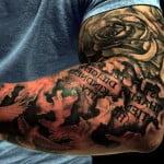 Arm Sleeve Tattoo Cost