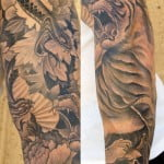 Arm Sleeve Tattoo For Men