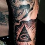 Black And Grey Tattoos Sleeves