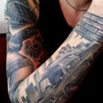 Custom Tattoo Sleeves