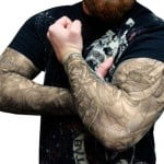 Fake Arm Sleeve Tattoos
