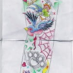 Half Sleeve Tattoo Designs Women