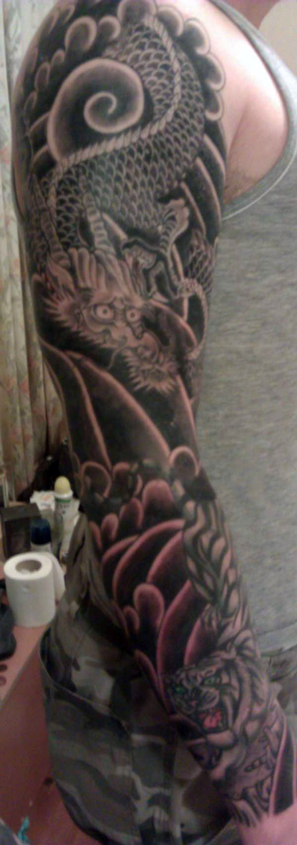 Japanese Sleeve Tattoo Gallery