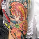 Koi Tattoo Designs Sleeve