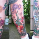 Lower Arm Sleeve Tattoo Designs