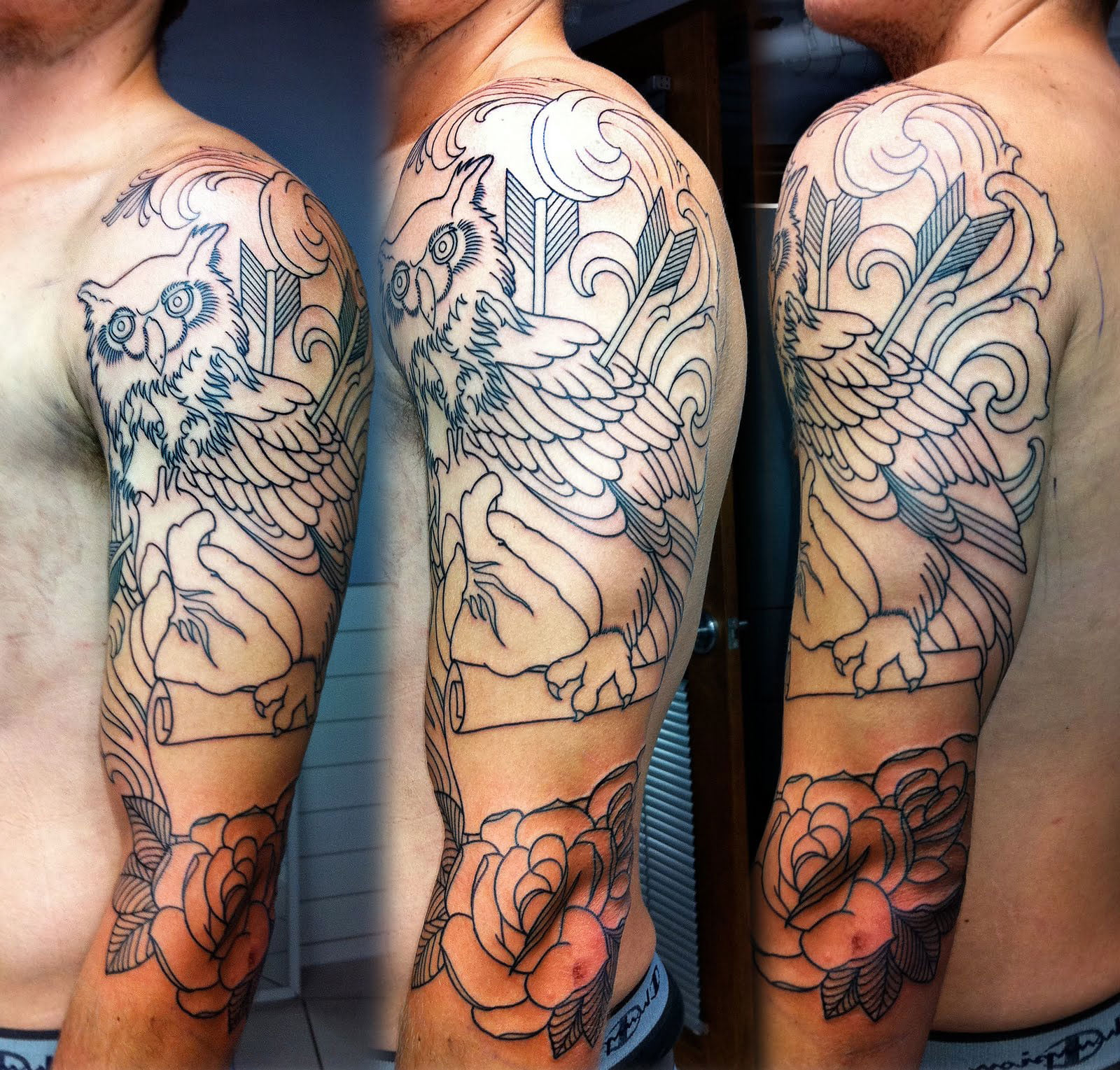If you like Mexican Sleeve Tattoos , you might be interested to see or ...