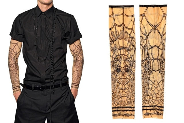 Nylon Tattoo Sleeves