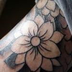Quarter Arm Sleeve Tattoos