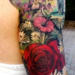 Womens Half Sleeve Tattoos