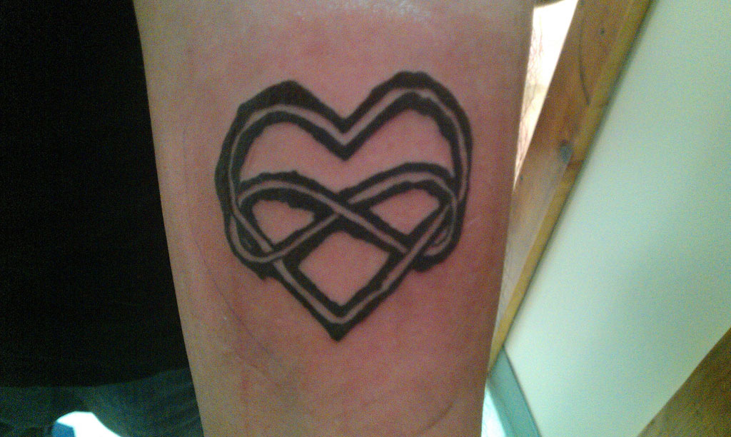 Heart Symbol Tattoos