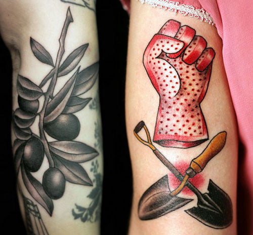 Heart Tattoo Designs For Couples